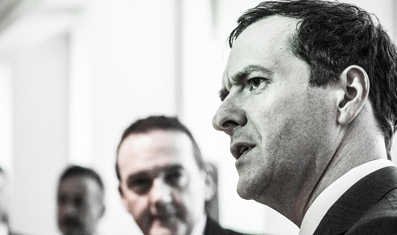 George Osborne: We need to talk about Brexit