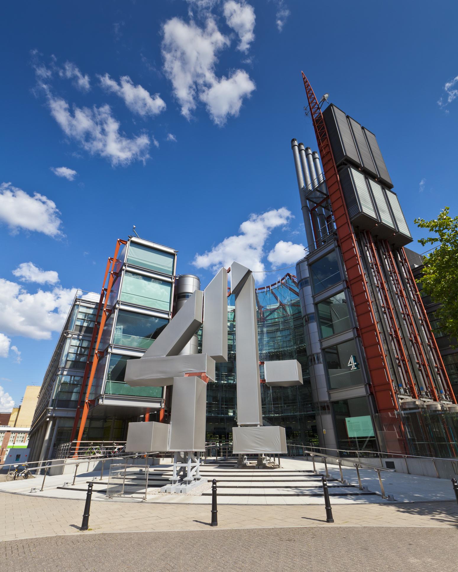 Channel Four Headquarters, London, UK